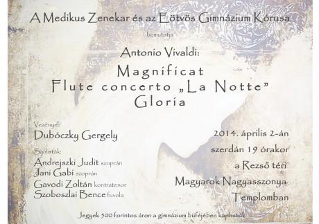 Vivaldi plakát