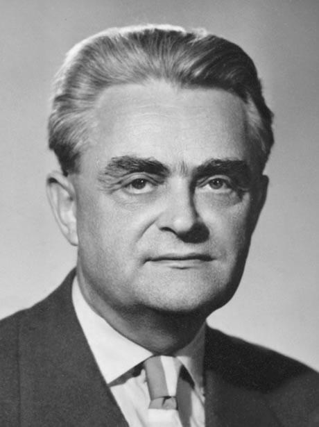 Dr. Donászy Ferenc (1952-1961)