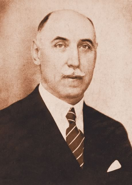 Dr. Erődi Kálmán (1924-1941)