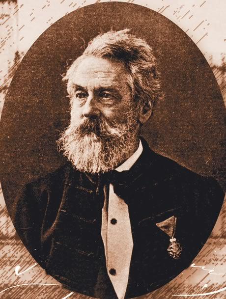 Ney Ferenc (1861-1889)