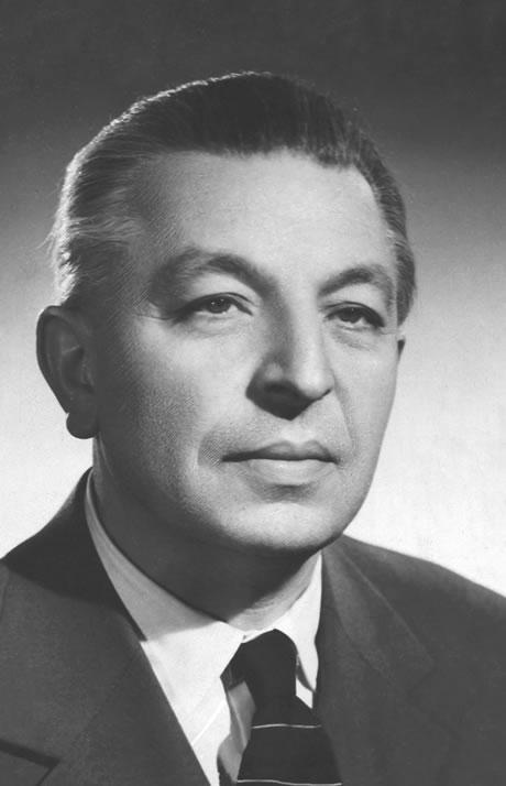 Paál József (1964-1976)